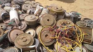 Human Rights Watch: Houthi-Saleh militias Use Improvised Antipersonnel Mines