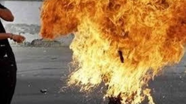 A Citizen Burns Himself in Sana'a to Protest against the Deterioration of Living Conditions