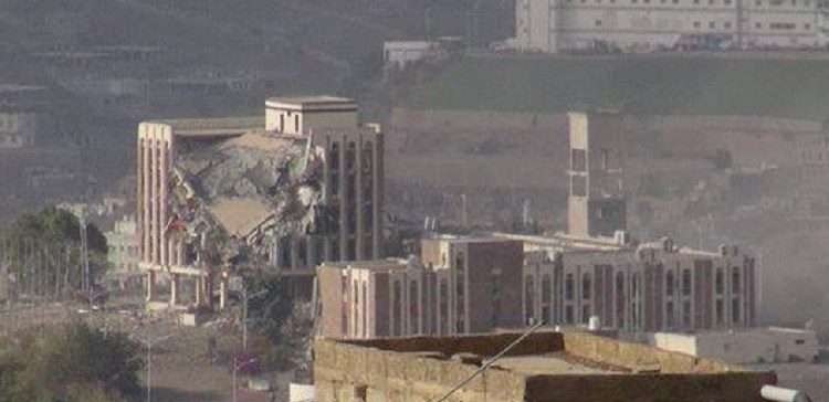 Colonel Al-Raimi confirms the liberation of the Republic palace in Taiz