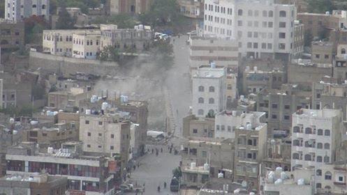 Taiz..2 killed of the militia and the army progresses in Al-Kadha
