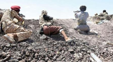 The fighting continues in Nihm, dead and injured among the militia