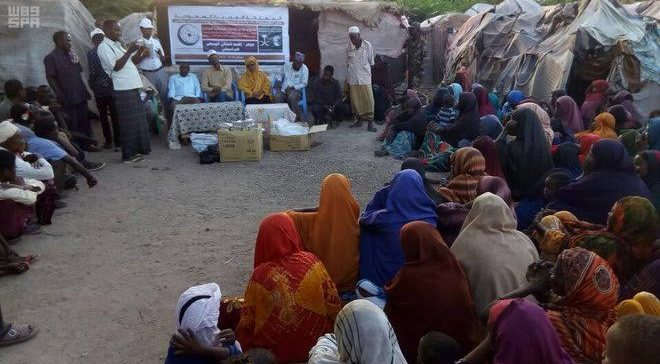 KS Relief distributes 596,340 iftar meals in Somalia
