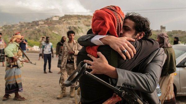 NA exchanges number of prisoners with militia in al-Jawf
