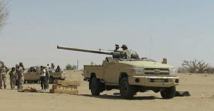 Coup militias suffer heavy losses in fierce clashes in Shabwa