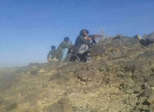 Surprise attack by NA targets the militia in Baydha