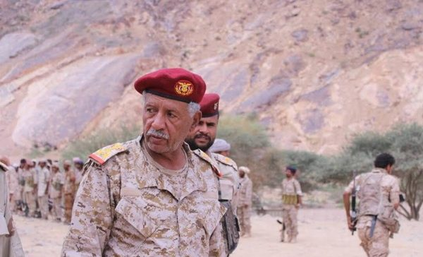 Gen. Buhaibeh stresses on concerted efforts to eradicate the Iranian proxy in Yemen