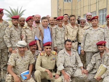 Gen. Al-Qumiari receives Inspection Committee