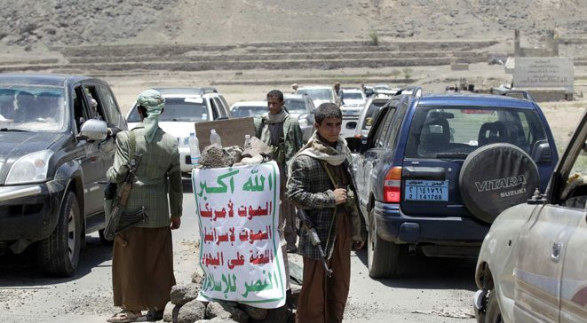 Houthis militias detain women, ban them from reaching liberated provinces