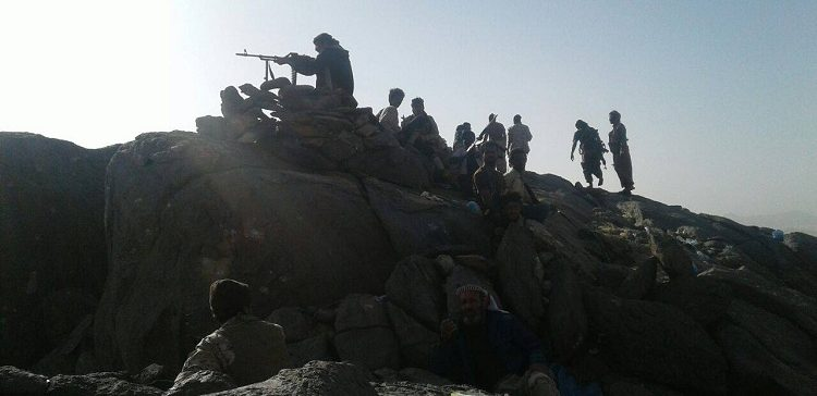 Saada …NA foils infiltration attempt by militia in Alab