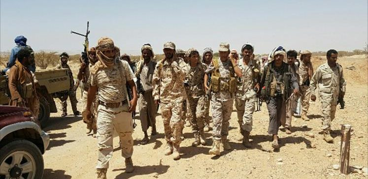 National Army gains ground in AlJawf