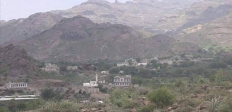 Militias bomb six populated villages in Al-Dhale