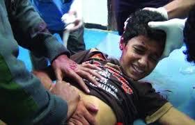 Saleh-Houthi snipers killed 32 children in Taiz in 2016-2017