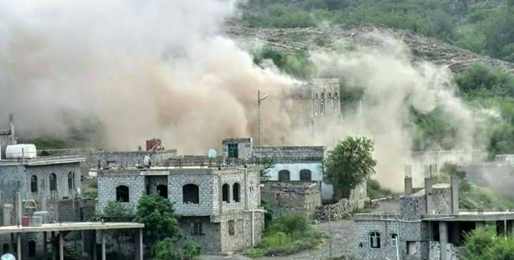 Scores of militia killed in clashes in Taiz