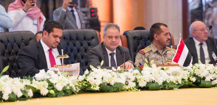 Chief of Staff meets his counterparts of Arab Coalition