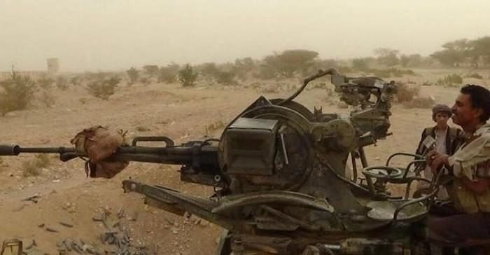 At least ten militants killed,injured in ground battles with NA in al-Jawf