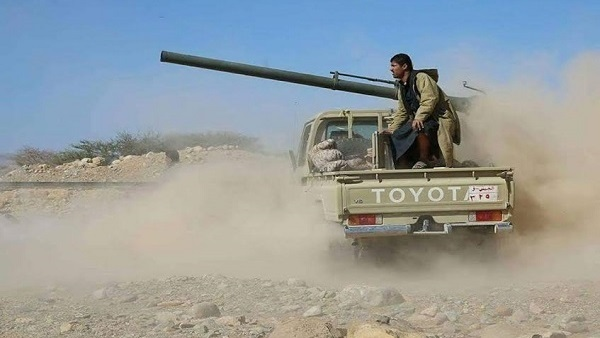 10 militias including field leader killed in clashes with NA in Shabwa