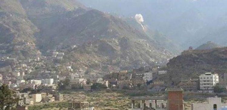 Dozens militants killed ,injured by airstrikes in Taiz