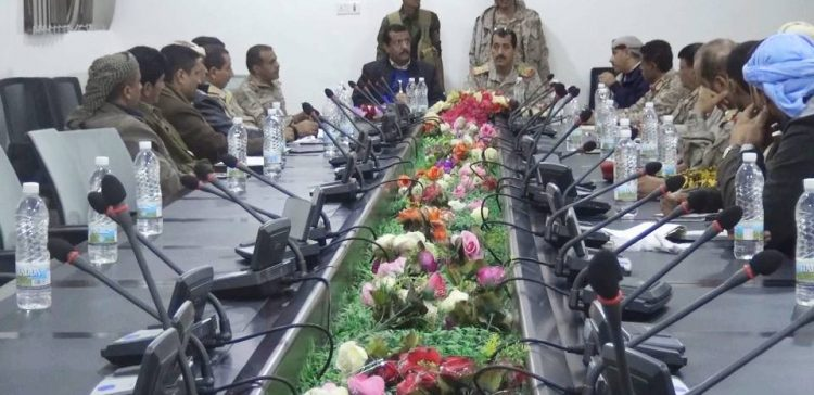 Marib approves reception plan for IDPs fleeing Houthi horrors in Sana'a