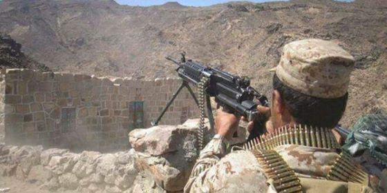 Battles continue, Army troops make new advancements eastern Taiz