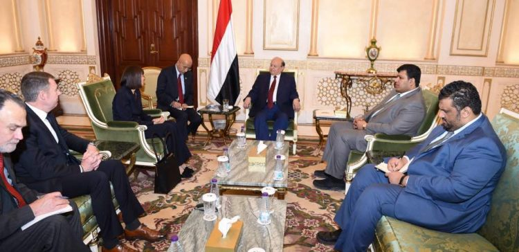 President receives US Defense official for Middle East Affairs