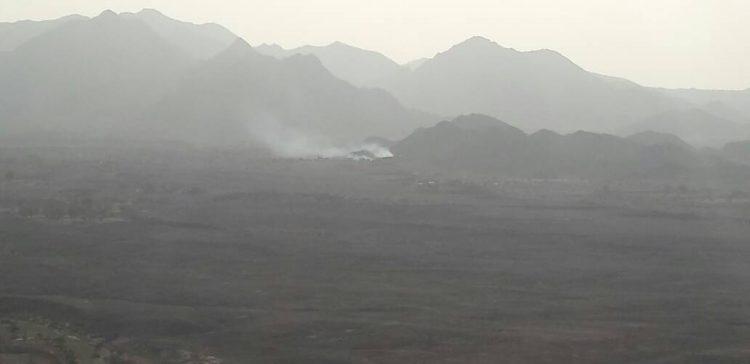 Intensive airstrikes bomb Houthi militias in Serwah