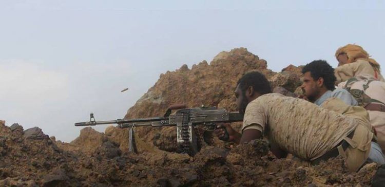 Battles continued in Nihm, Houthis suffer serious losses