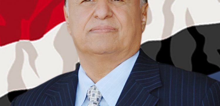 President Hadi follows military advancements made in the western coast