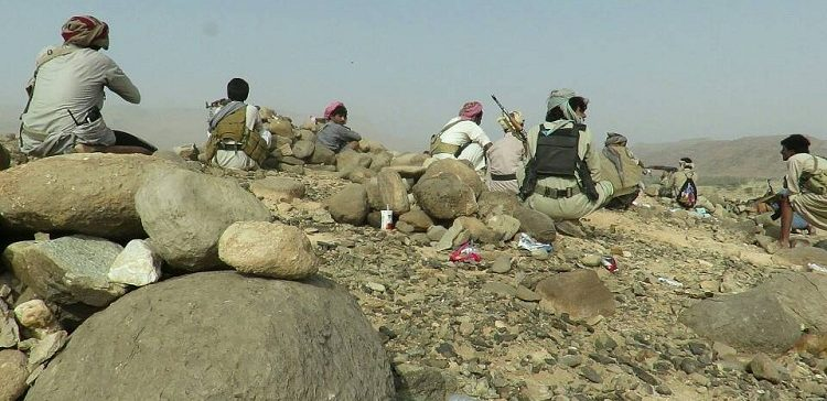 Army troops liberate fresh positions western Marib.