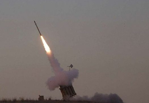 Arab coalition air defenses shoot down ballistic missile over Mocha