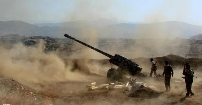 Army controls areas in the stronghold of Houthi militia in Saada