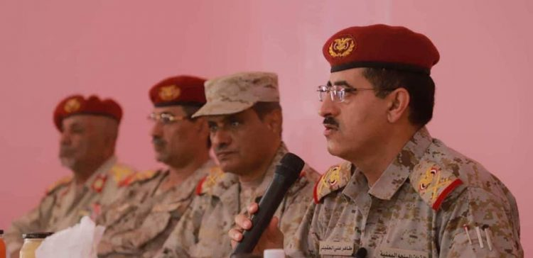 "Chief of staff hails Hadhramout ""role model"" victory against terror"