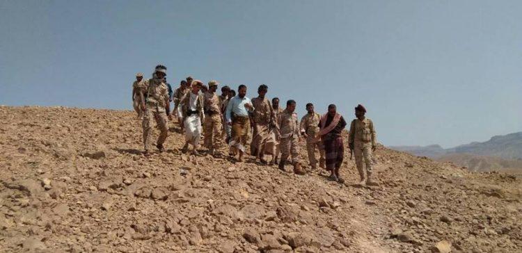 Army controls key areas in Khab Alsha'af
