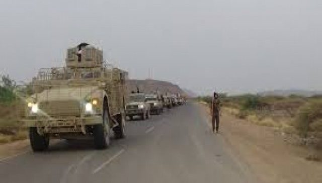 Hodeidah,,, Army controls key road, cuts militia's supply route