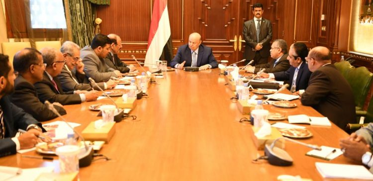 Hadi orders Economic Committee to address causes of Riyal depreciation