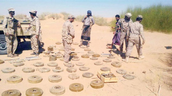 """Masam"""" pulls out 9 thousand landmines last October"""