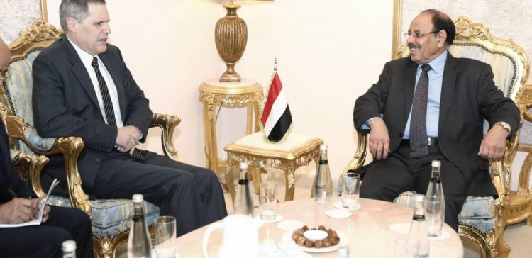 VP meets with U.S. Ambassador to our country