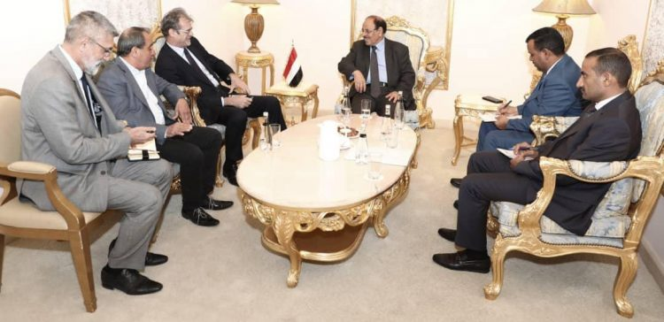 VP praises French support for government and peace efforts in Yemen