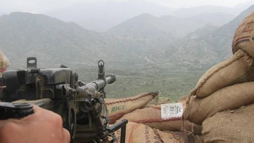National army controls strategic road northern Yemen
