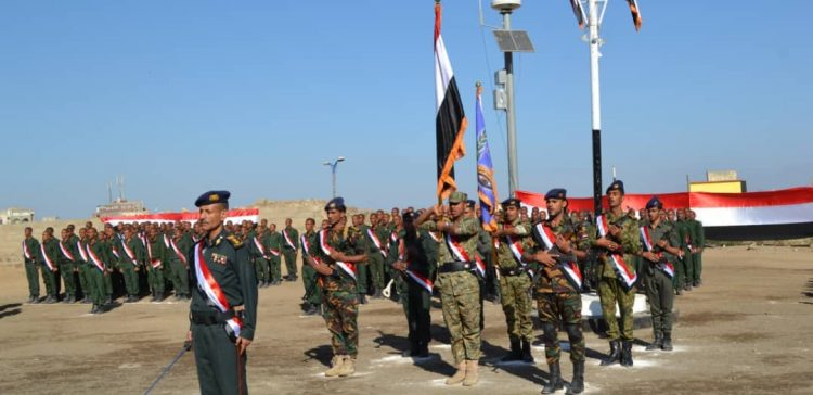 New batch of security forces graduates in Taiz