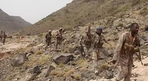 Army captures key mountains from rebels in Al-Jawf province