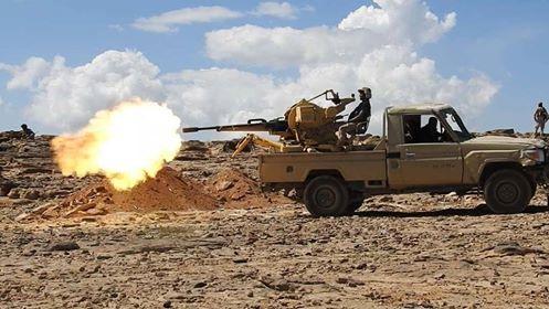 Scores of Houthi militia killed, injured in Taiz