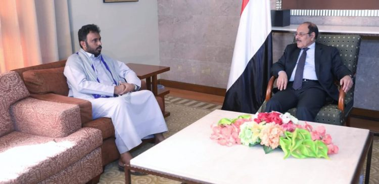 VP follows situations in Hudramout