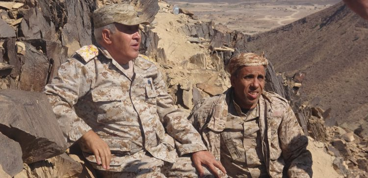 Head of Moral Guidance visits Army forces in Serwah front