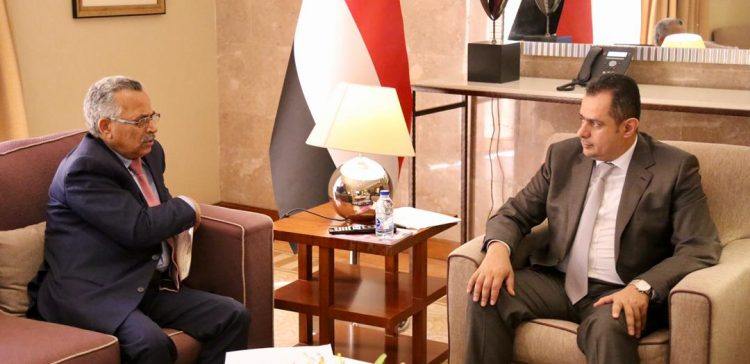Prime Minister, Mahweet Governor discuss situations in the province