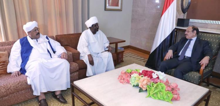 VP meets with Sudanese Ambassador to bid farewell