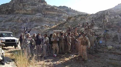 Army controls strategic areas in Saada
