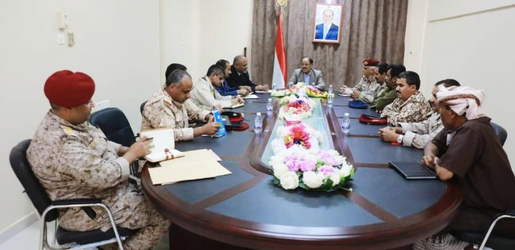 VP meets with security committee in Hadramout