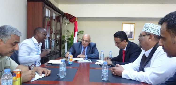 Fatah explores WFP's support for sustainable development projects in 2019