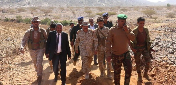 Governor of Hajja stresses completing liberation of Harad city
