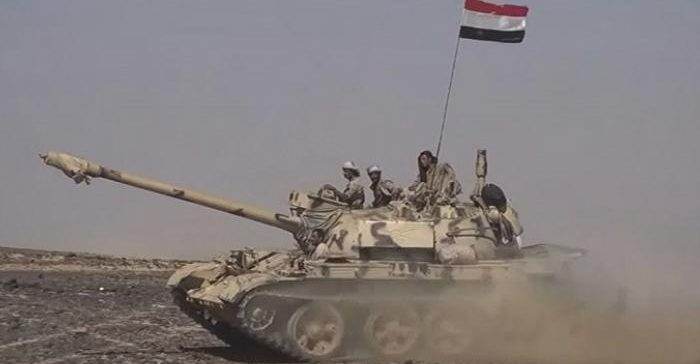 Army keeps advancing against the rebels in Al-Jawf